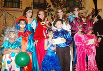 Children Grand Ball Mazatlan's International Carnival