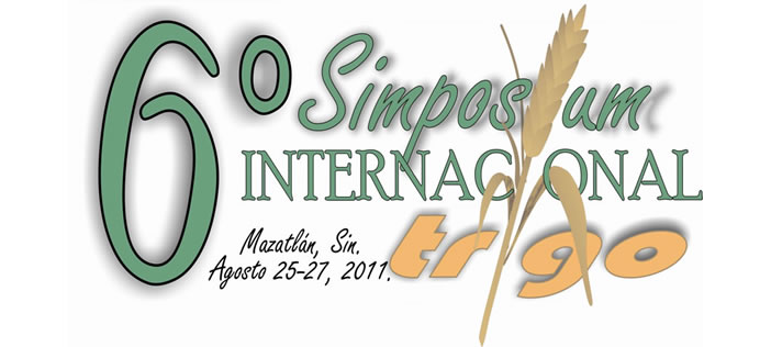 6to. Simposium Internacional del Trigo