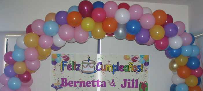 Mrs. Bernetta & Jill Birthday