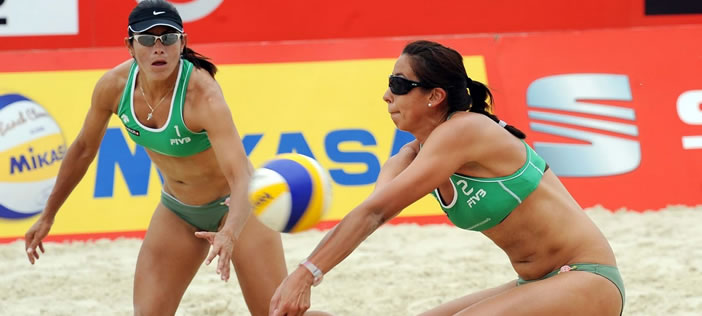 pre olympic beach volleyball qualifie