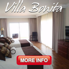 Villa Bonita Boutique Room of Hotel Playa Mazatlan