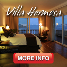 Villa Hermosa Boutique Room of Hotel Playa Mazatlan
