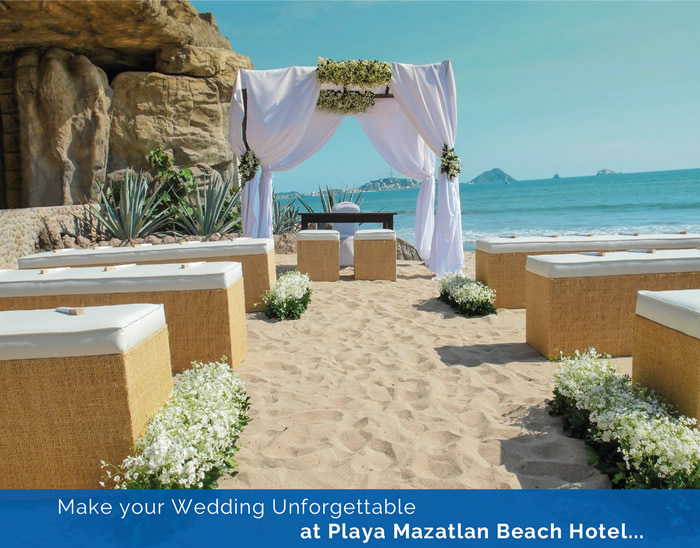 Mazatlan Wedding Packages