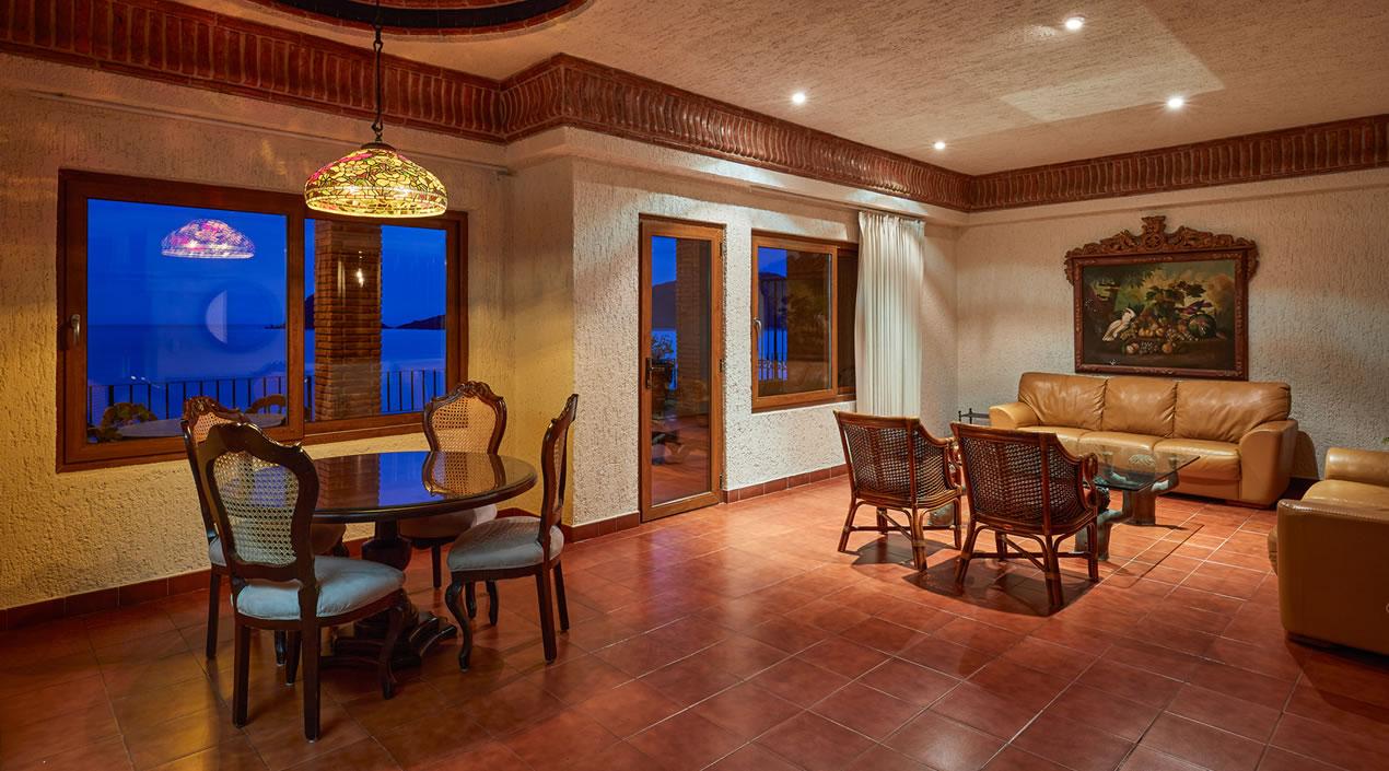 Penthouse Cielito Lindo de Hotel Playa Mazatlán