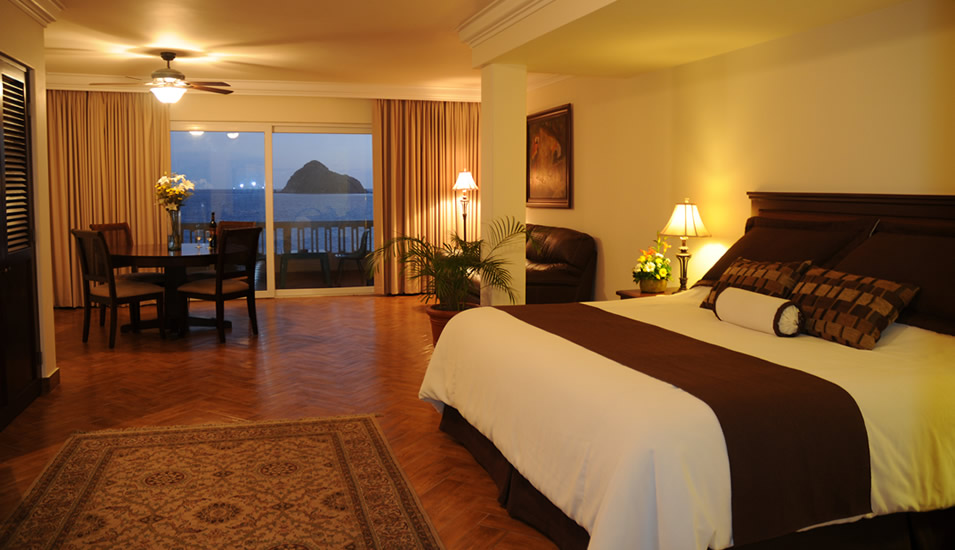 Junior Suite Playa Mazatlan