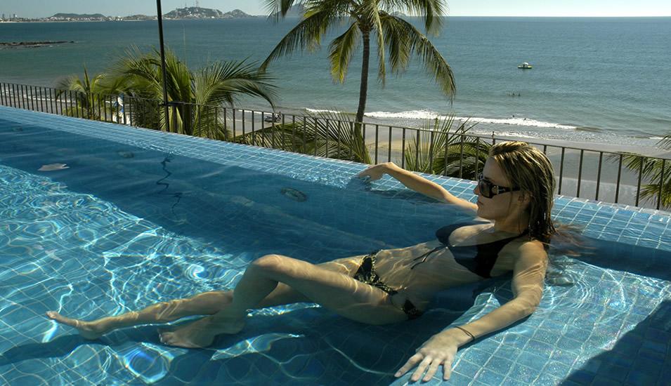 Penthouse Pacífica Hotel Playa Mazatlán