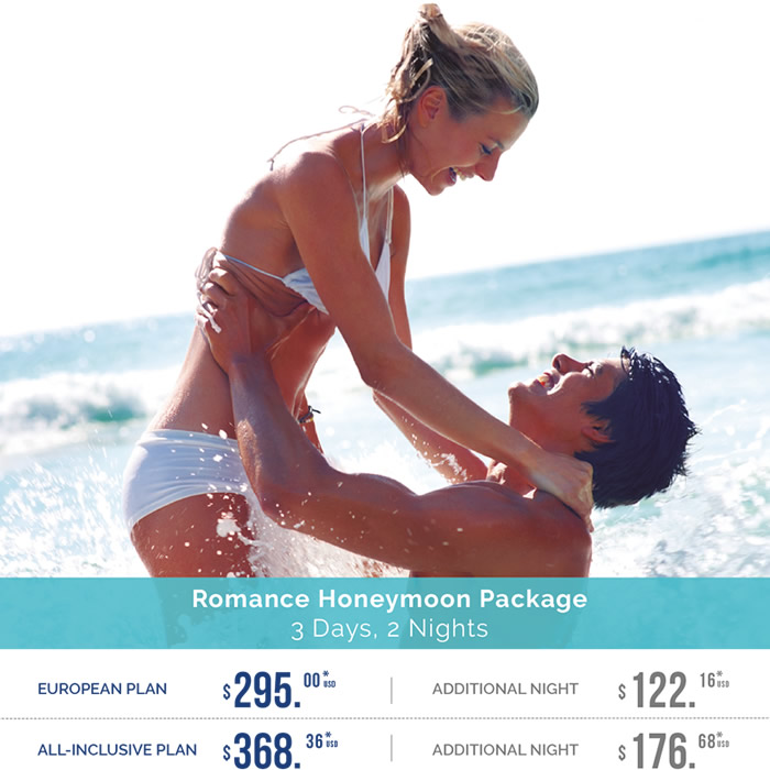 Romance Honeymoon Package