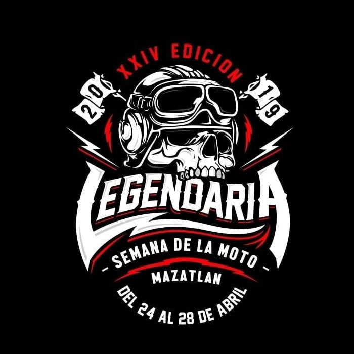 Legendary Motorcycle Week Mazatlan 2019 Concerts
