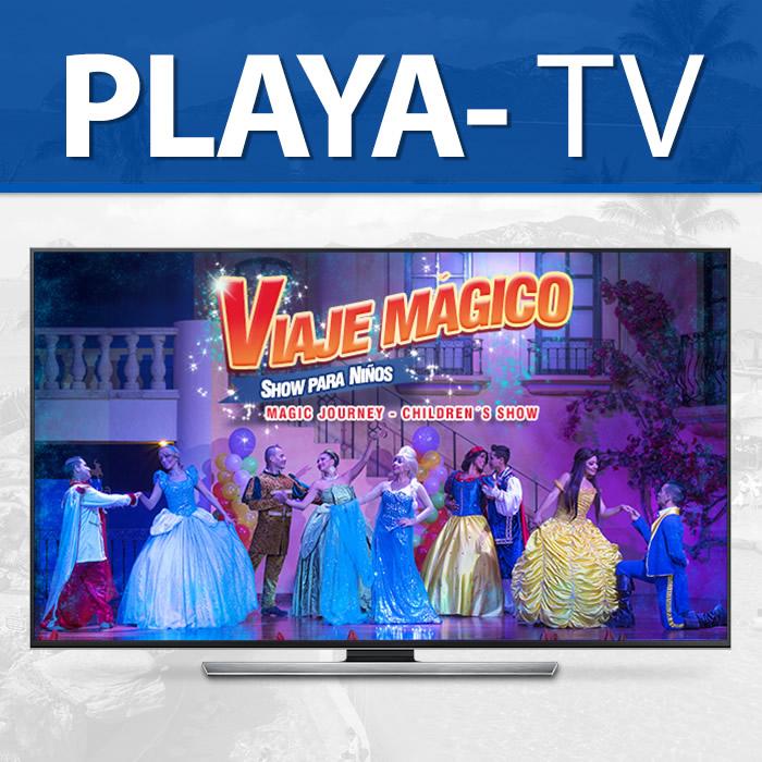 Mantente informado con PlayaTV