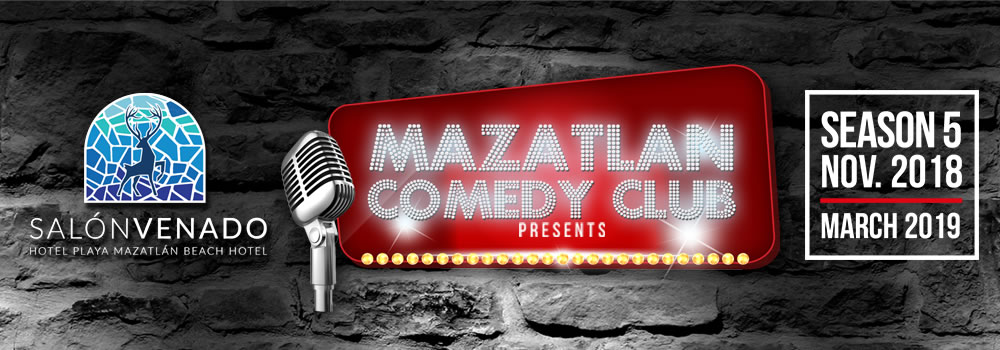 Mazatlan Comedy Club Quinta Temporada