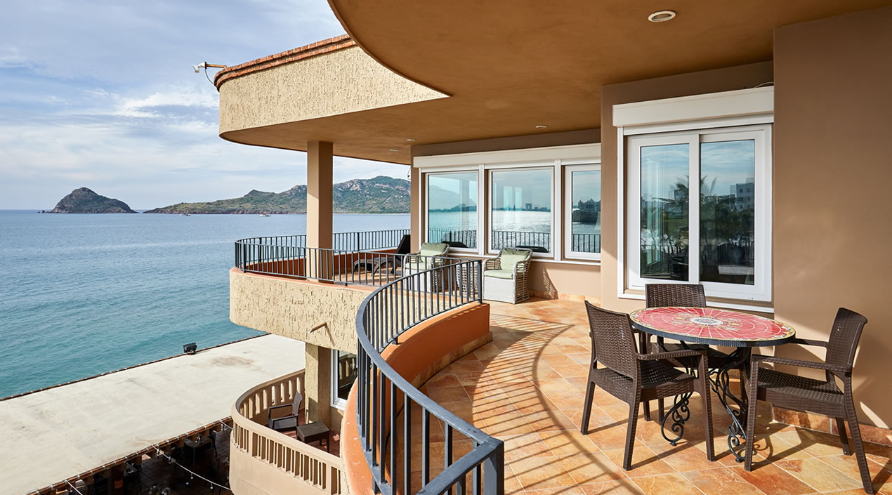 Penthouse Pacifica Terrace Hotel Playa Mazatlan