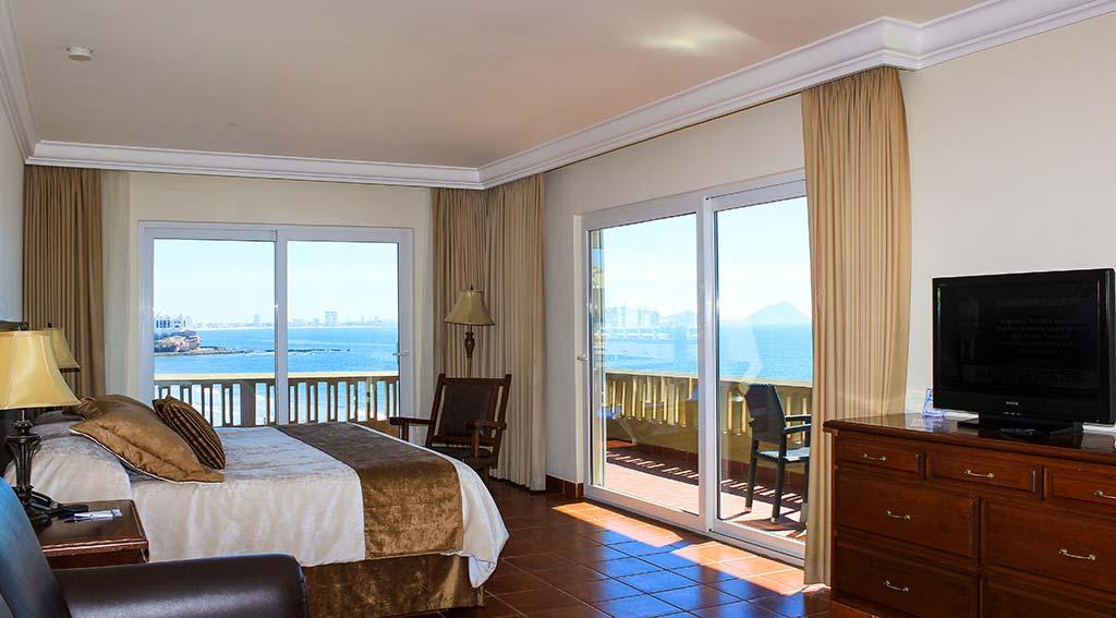 Habitación Boutique Villa Hermosa Hotel Playa Mazatlán
