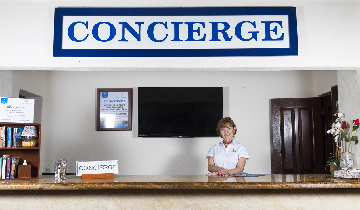 Concierge Hotel Playa Mazatlan