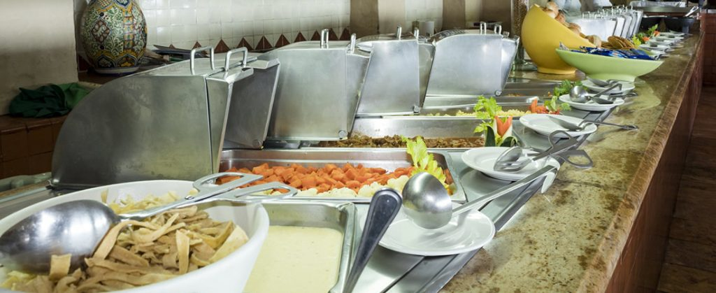 Breakfast Buffet Playa Mazatlan