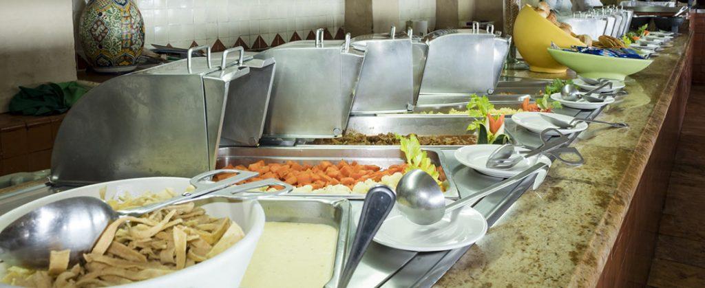 Desayuno Buffet Hotel Playa Mazatlán