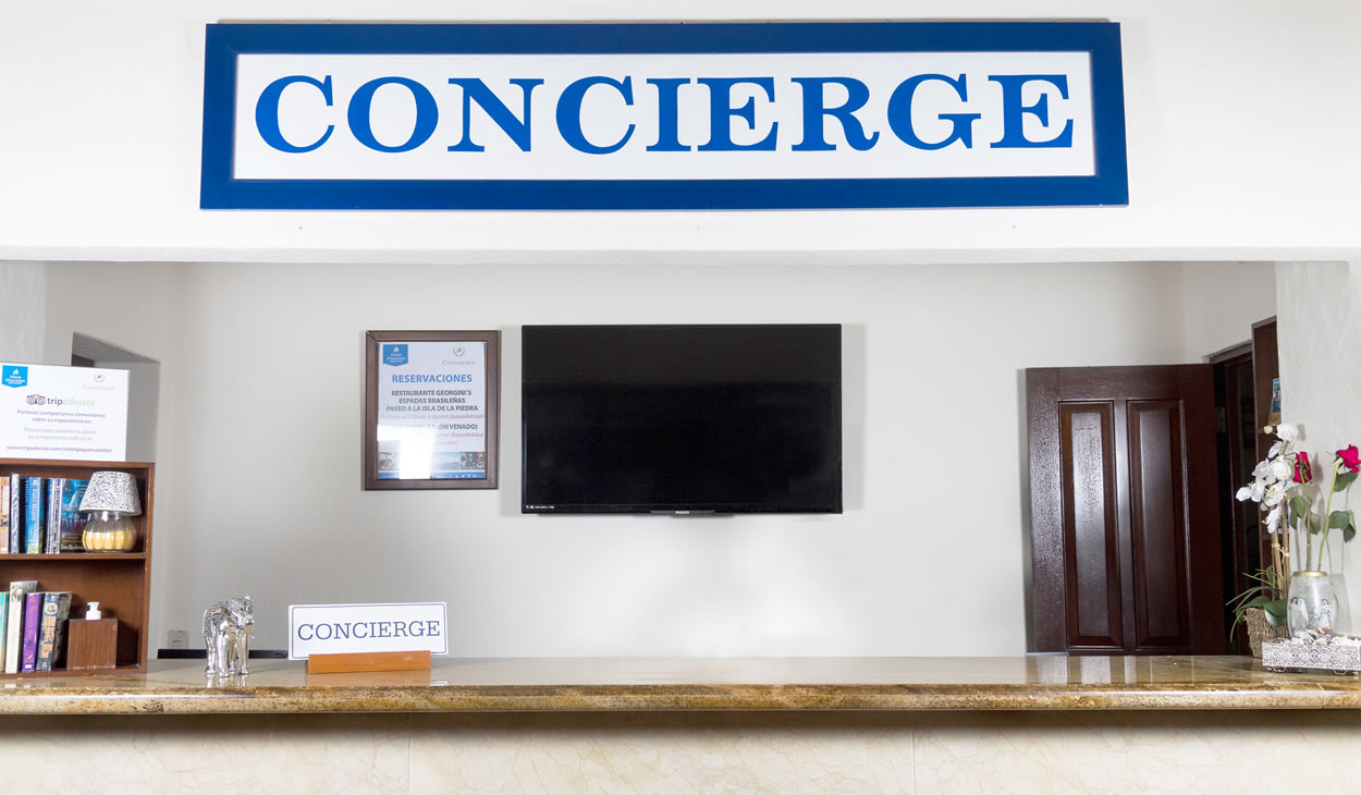 Concierge Hotel Playa Mazatlan