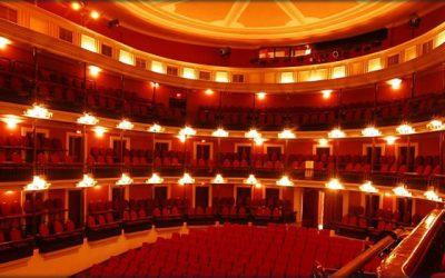 Teatro Ángela Peralta en Mazatlán