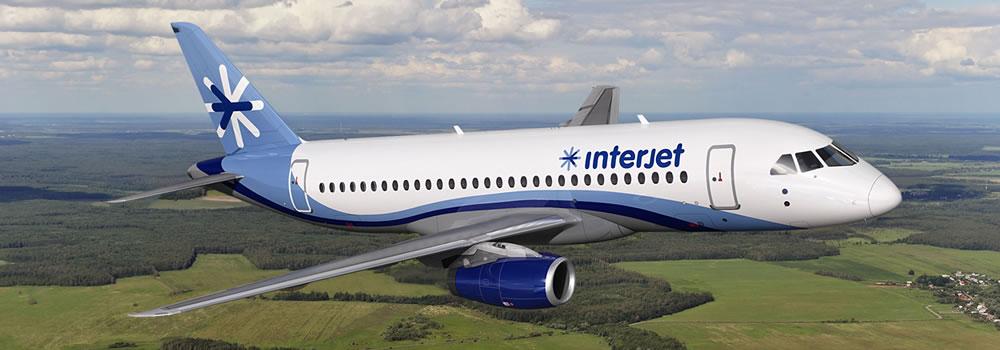 Interjet started Mexico-Mazatlan route