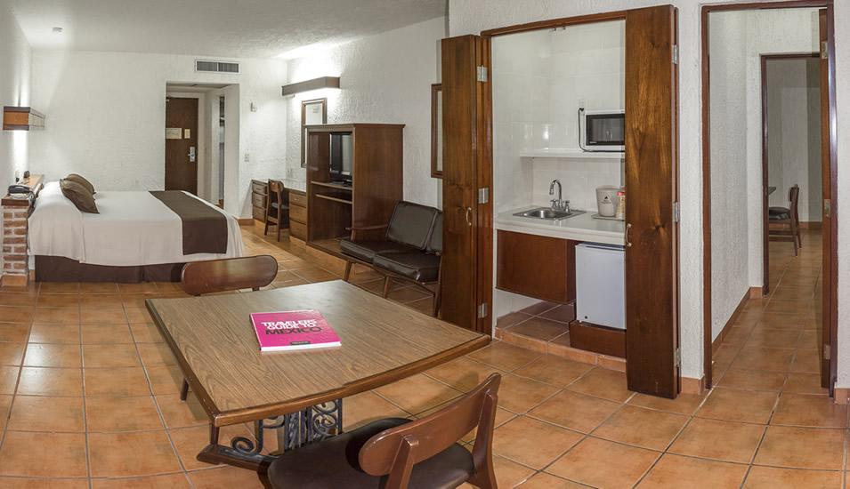 Habitación Superior Familiar Playa Mazatlán