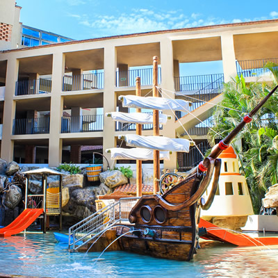 Kids Pool Playa Mazatlan Beach Hotel