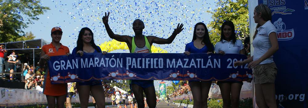 Mazatlan Marathon Winners