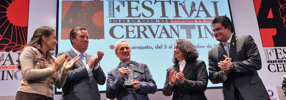 Sinaloa special guest at the Festival Cervantino