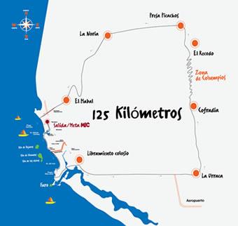 125km