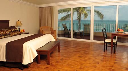 Habitación De Lujo Vista al Mar Hotel Playa Mazatlán
