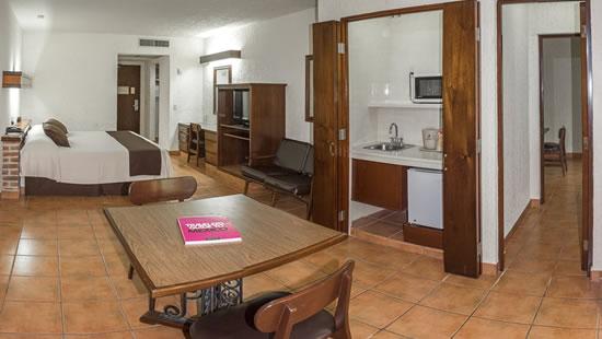 Habitación Superior Familiar de Hotel Playa Mazatlán