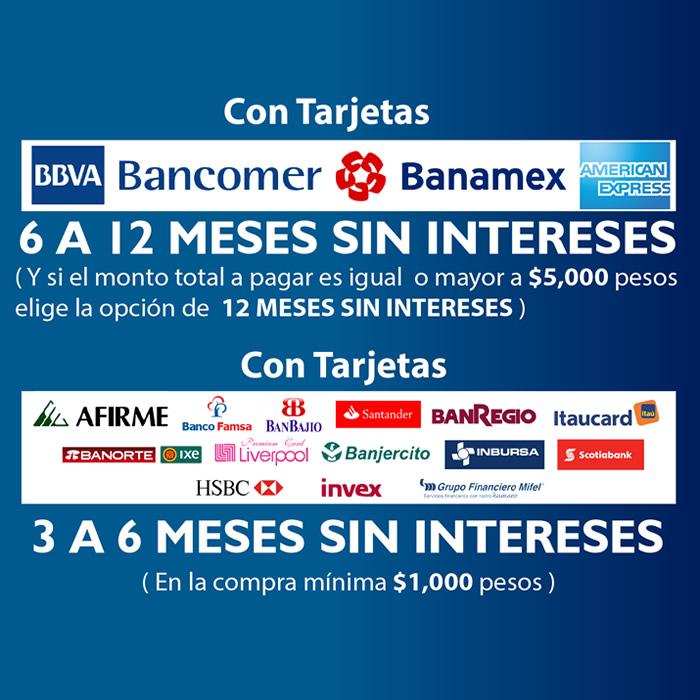 Reserva a Meses sin Intereses Hotel Playa Mazatlán