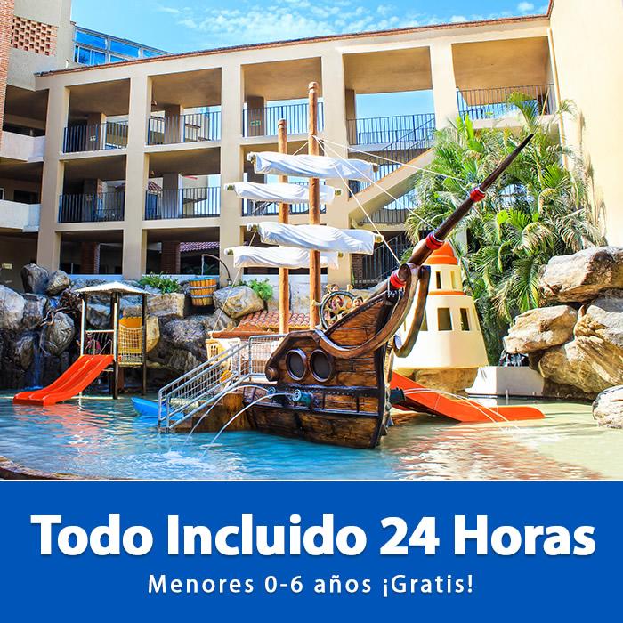 Todo Incluido Hotel Playa Mazatlán Menores Gratis