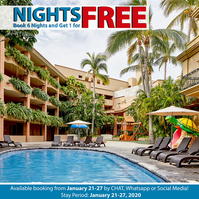 Free Nights Hotel Playa Mazatlan