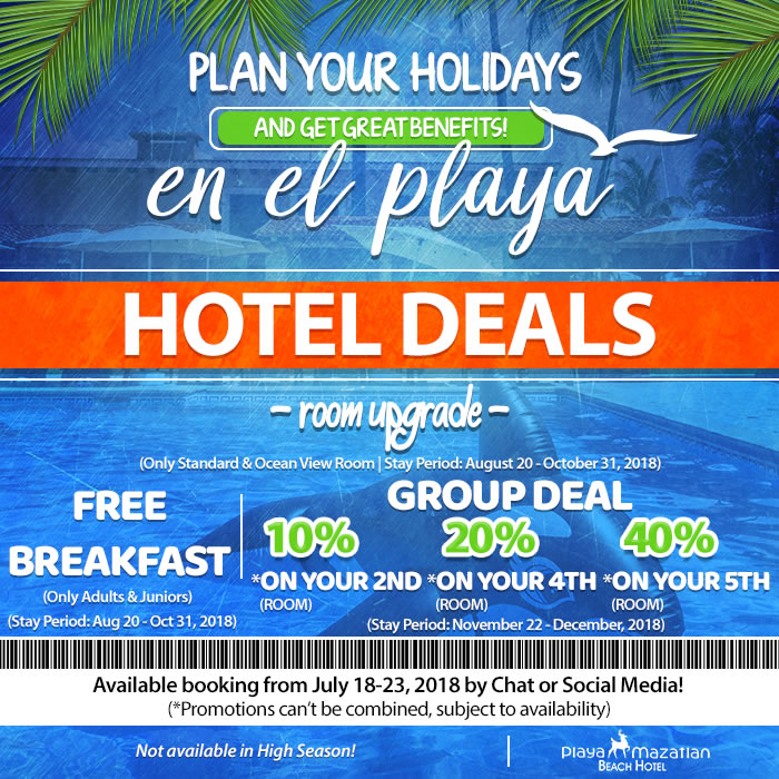 Hotel Deals Playa Mazatlan Beach Hotel