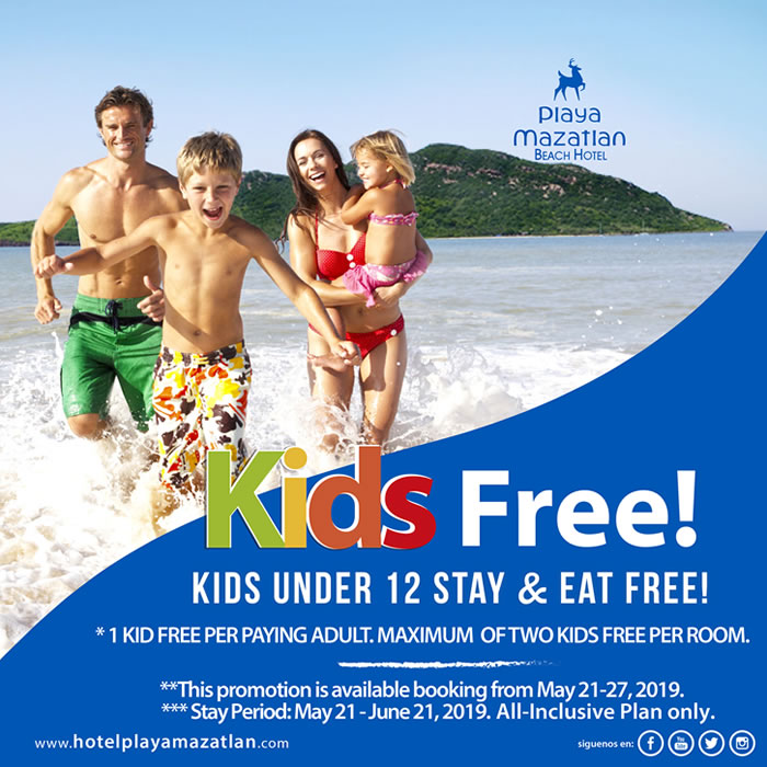 Kids Free All-Inclusive Plan