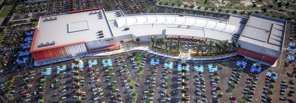 Plaza Galerias Shopping Mall in Mazatlan