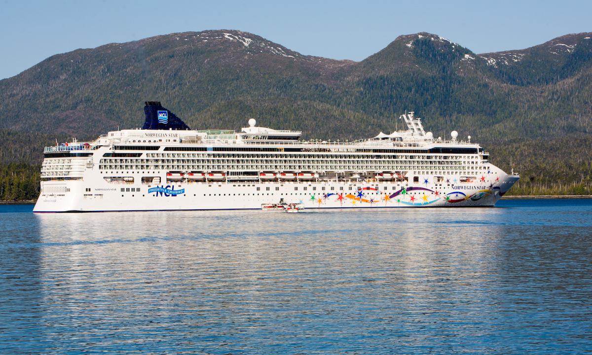 Norwegian Star Cruise arrived in Mazatlan