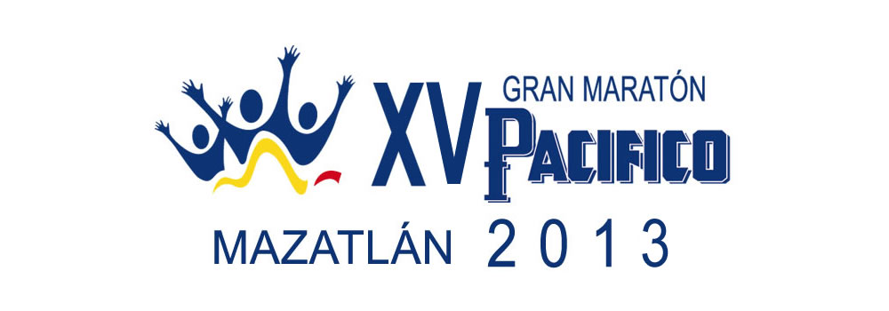 Successfully lived the Great Marathon Pacific Mazatlan 2013