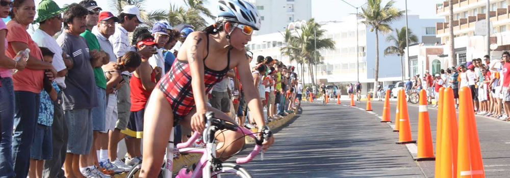 Today begins in Mazatlan the State Olympics of Triathlon 2014