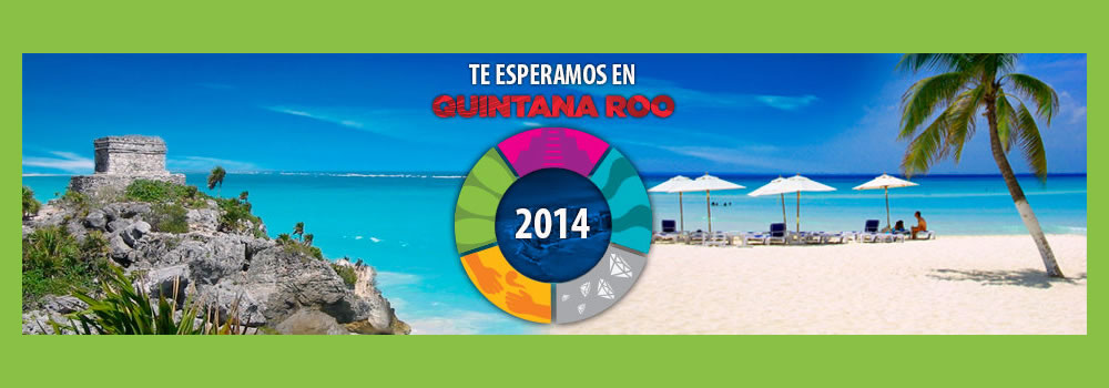 Mazatlan is prepared for Tourism Tianguis Mexico-Quintana Roo 2014