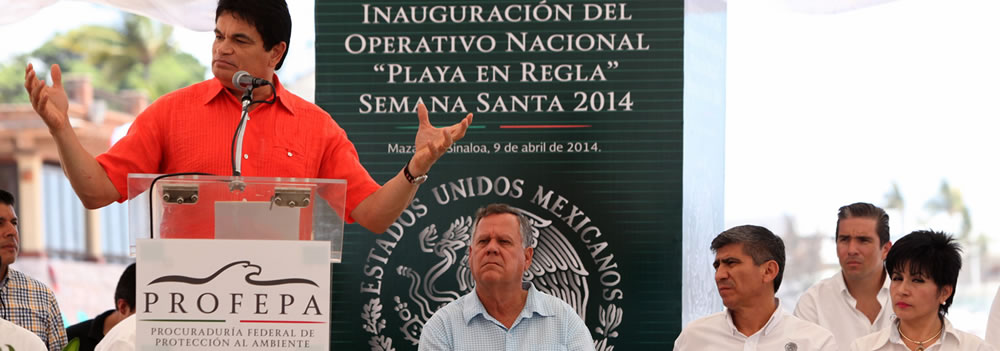 Starts the National Operation Beach in Rule Holy Week 2014
