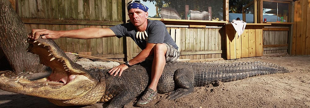 Gator Boys: Animal Planet films rescue of crocodile in Mazatlan