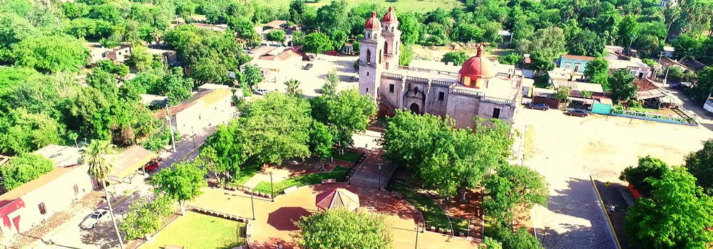 Five sites of Sinaloa receive the distinctive of Stately Towns