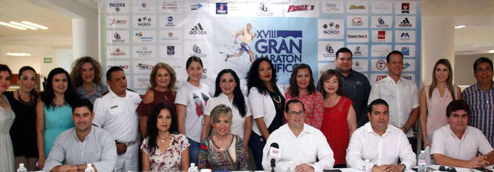 Marathon of Bands in Mazatlan