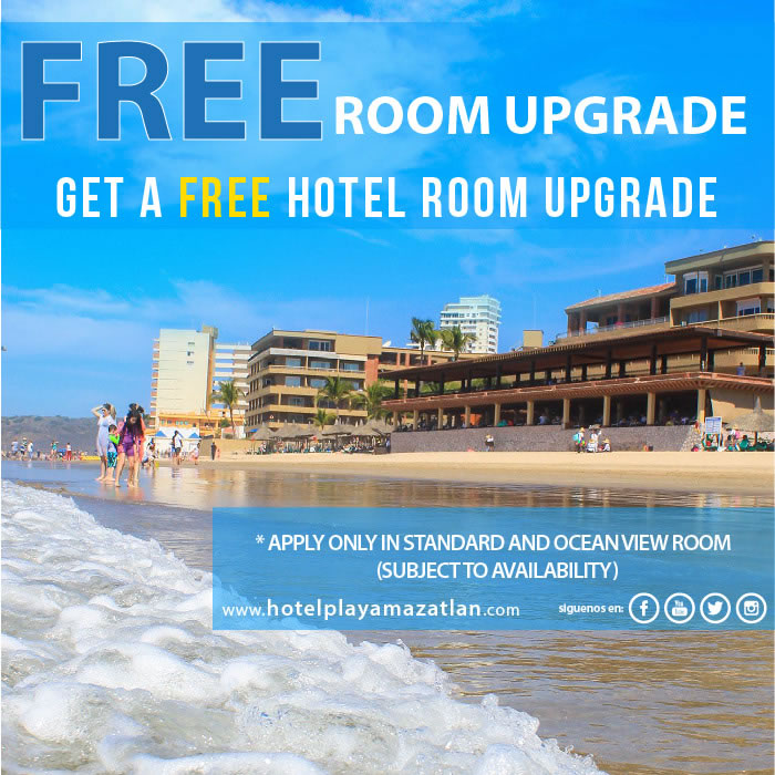 Get a Free Hotel Room Upgrade