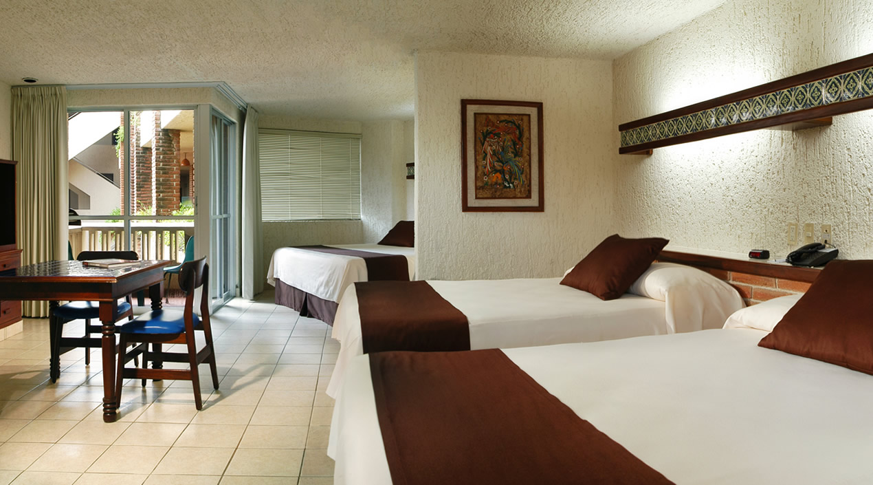 Family Rooms Playa Mazatlan Beach Hotel
