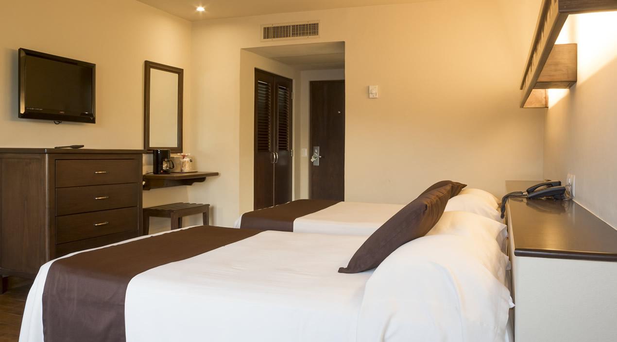 Habitación Estándar Hotel Playa Mazatlán