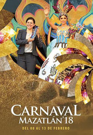 Mazatlan International Carnival 2018