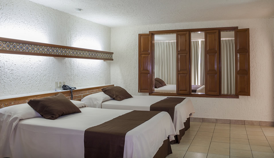 Habitación Familiar Hotel Playa Mazatlán