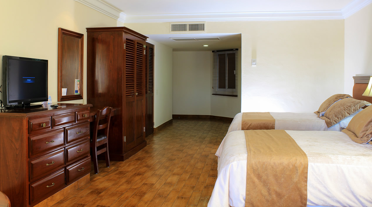 Playa Dorada Boutique Room