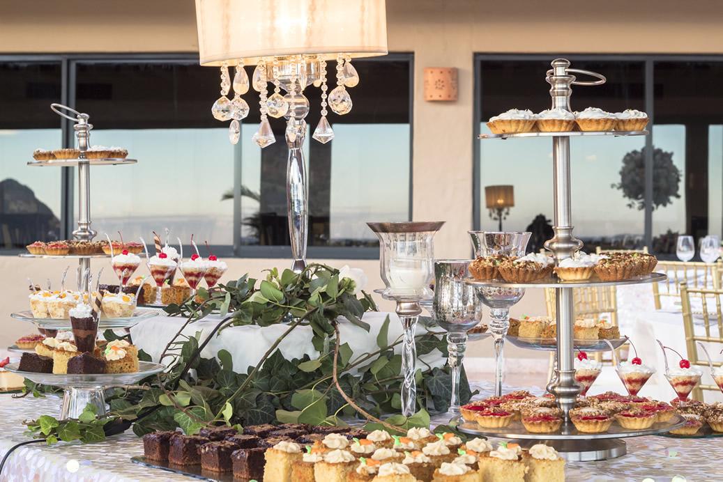 Febrero 2017 hotel playa mazatlan for Mesa de postres para boda